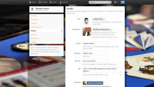 Aprire un account aziendale Twitter, step 3
