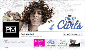 Paul Mitchell Facebook