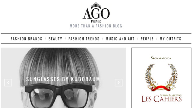 Agoprime.it: da commercialista a fashion blogger