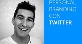 Personal branding con Twitter - Social Media Marketing per le aziende B2B