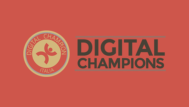 Digital champions: leggere e scrivere l'innovazione