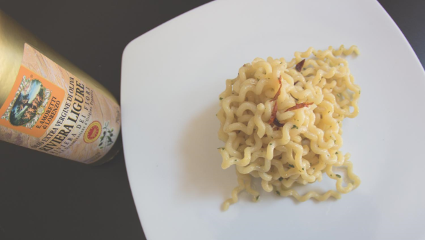 Food blogger per un giorno: aglio, olio e peperoncino