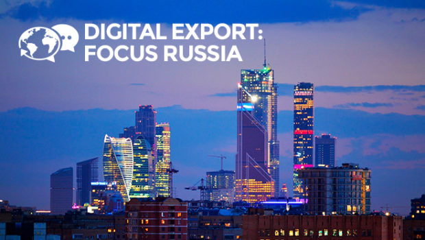 Digital Export: focus Russia